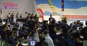 Culmina con éxito el Hackaton Reto Smart City con el patrocinio de Honduras Digital Challenge