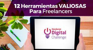 12 Herramientas Valiosas Para Freelancers