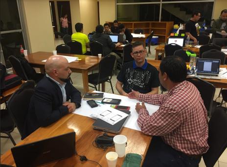 Hackathon Honduras Digital Callege. Foto #1