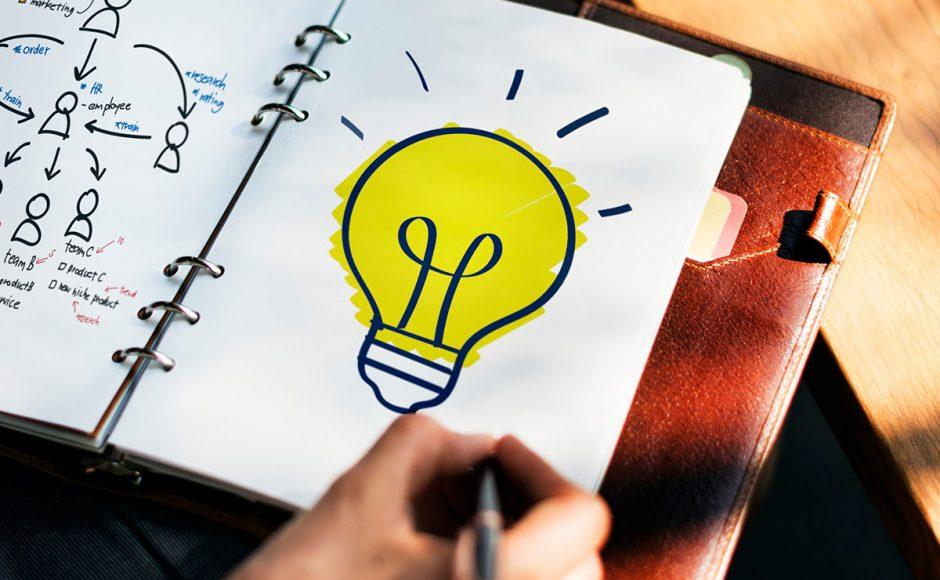 Inspiración para ideas de negocio