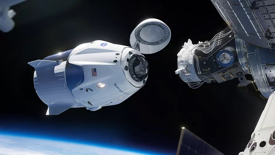 Space X, Crew Dragon