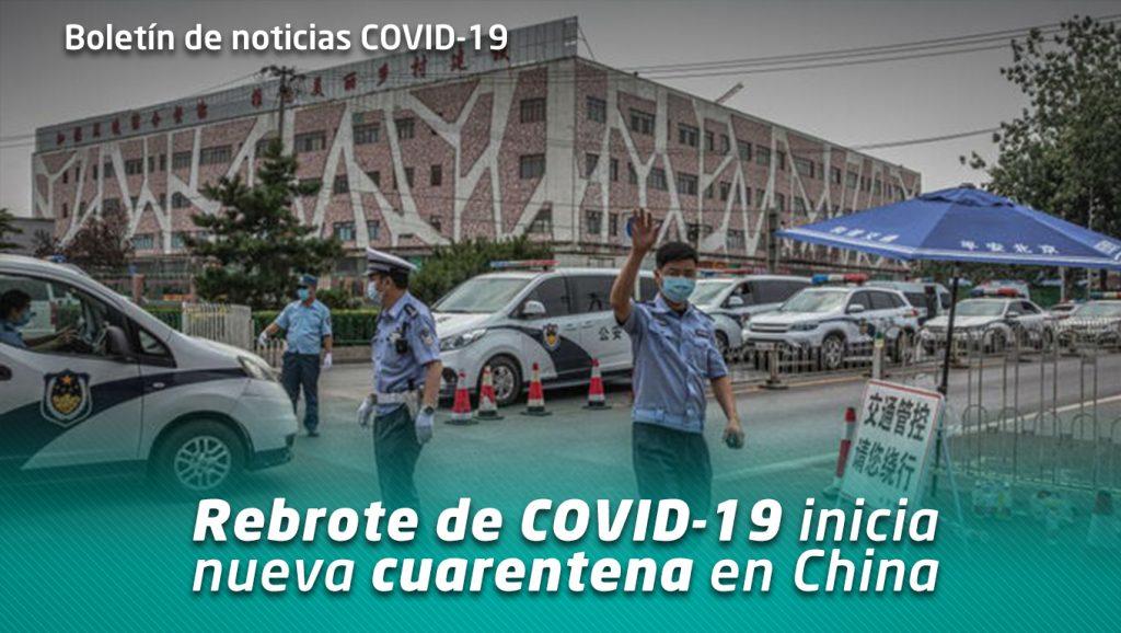 Noticias coronavirus COVID-19