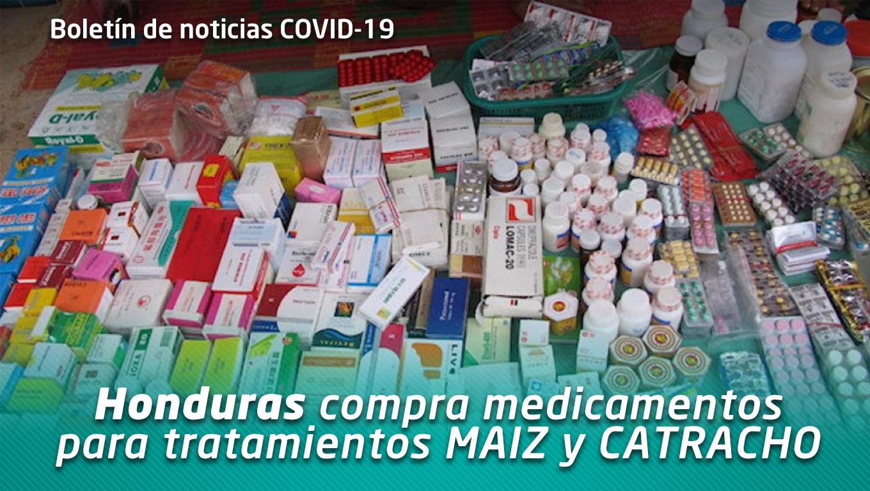 Noticias COVID-19 Honduras